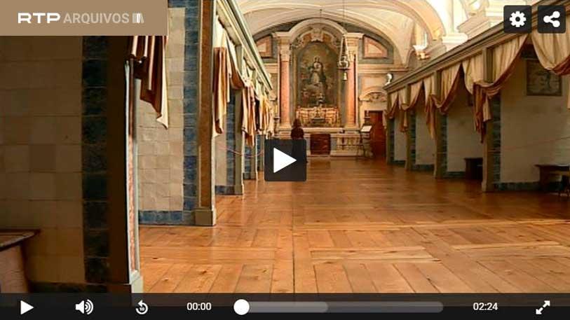 Guardiães do Convento nos arquivos da RTP