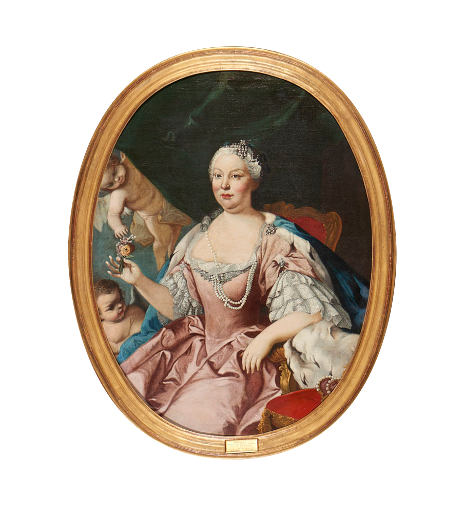 D. Maria Bárbara de Bragança